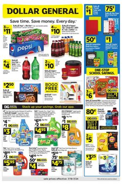 Dollar General deals in the Dollar General catalog ( Expired)