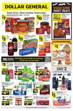 Discount Stores deals in the Dollar General catalog ( 4 days left)