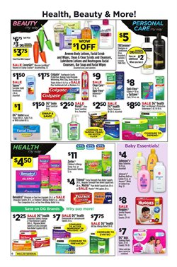 Soap deals in the Dollar General weekly ad in Houston TX