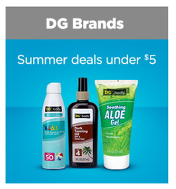Dollar General deals in the Phoenix AZ weekly ad