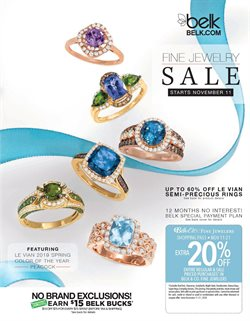 Department Stores deals in the Belk weekly ad in Hot Springs National Park AR