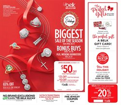 Department Stores deals in the Belk weekly ad in North Charleston SC