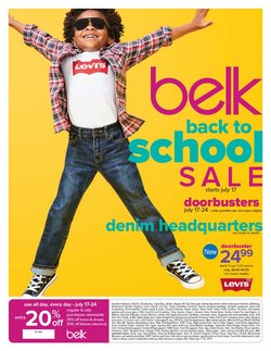 Department Stores deals in the Belk weekly ad in Smyrna GA