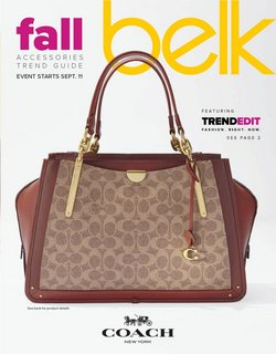 Belk deals in the Dallas TX weekly ad