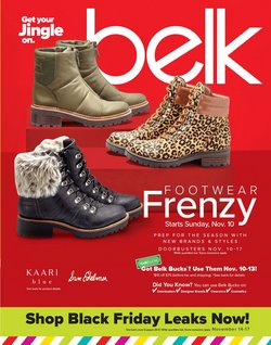 Carolina Mall deals in the Belk weekly ad in Concord NC