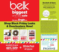 Northgate Mall Chattanooga deals in the Belk weekly ad in Chattanooga TN