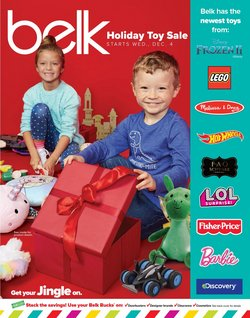 Kids, Toys & Babies deals in the Belk weekly ad in Florence SC