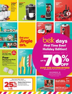Belk deals in the Florence SC weekly ad