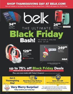 Department Stores offers in the Belk catalogue in Burlington NC ( 3 days left )
