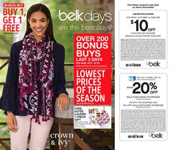 Albany Mall deals in the Belk weekly ad in Albany GA