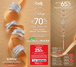 Belk deals in the Hot Springs National Park AR weekly ad