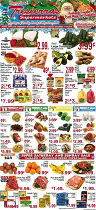 Tresierras deals in the Oxnard CA weekly ad