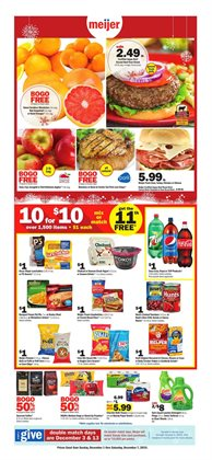Discount Stores deals in the Meijer weekly ad in Ann Arbor MI