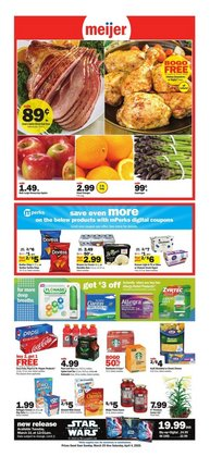 Meijer catalogue ( 1 day ago )