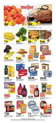 Discount Stores offers in the Meijer catalogue in Greenwood IN ( 1 day ago )