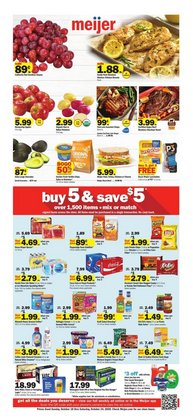 Meijer catalogue ( 2 days ago )