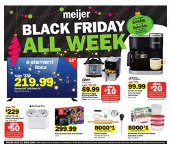 Meijer catalogue in Indianapolis IN ( Expires tomorrow )