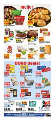 Discount Stores offers in the Meijer catalogue in Chicago IL ( 2 days left )