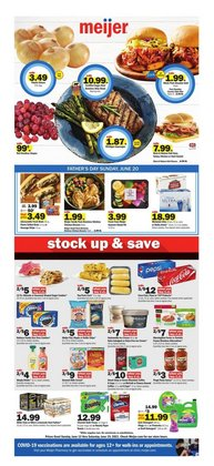 Discount Stores deals in the Meijer catalog ( 3 days left)