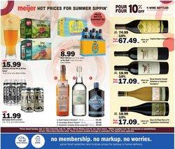 Meijer deals in the Meijer catalog ( 5 days left)