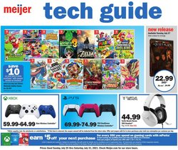 Meijer deals in the Meijer catalog ( Published today)