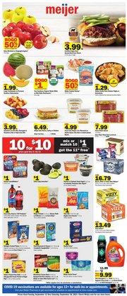 Discount Stores deals in the Meijer catalog ( Expires today)