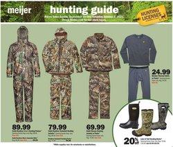 Meijer deals in the Meijer catalog ( 6 days left)