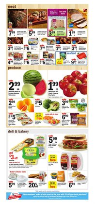 Ladder deals in the Meijer weekly ad in Livonia MI
