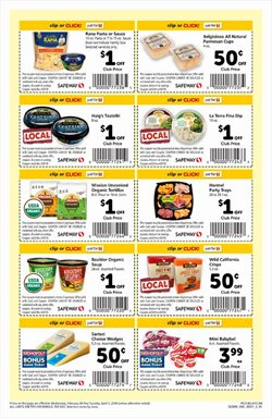 Fruit deals in the Safeway weekly ad in Modesto CA