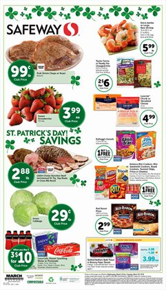 Grocery & Drug deals in the Safeway weekly ad in Daly City CA