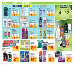 Shampoo deals in the Safeway weekly ad in Kent WA