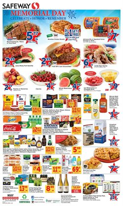 Safeway deals in the Honolulu HI weekly ad