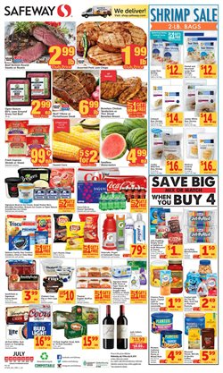 Bags deals in the Safeway weekly ad in Modesto CA