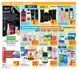 Matches deals in the Safeway weekly ad in Santa Clara CA