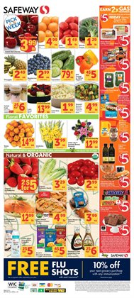 Oil deals in the Safeway weekly ad in Federal Way WA