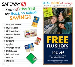 Safeway deals in the Berkeley CA weekly ad