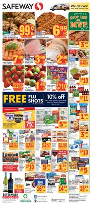 Mars deals in the Safeway weekly ad in Federal Way WA