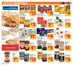 Pasta deals in the Safeway weekly ad in Modesto CA
