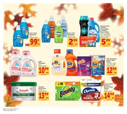 Fabric softener deals in the Safeway weekly ad in Modesto CA