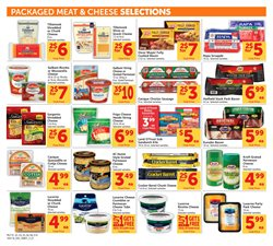 Cheese deals in the Safeway weekly ad in Lodi CA