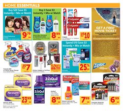 Shampoo deals in the Safeway weekly ad in Arvada CO