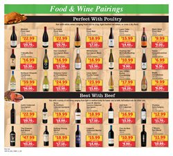 Wine deals in the Safeway weekly ad in Concord CA