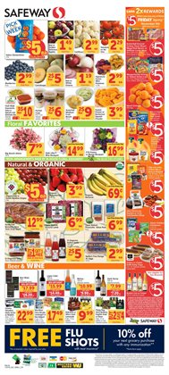 Fruit deals in the Safeway weekly ad in Concord CA