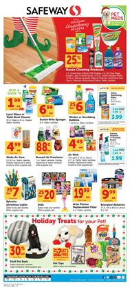 Dolls deals in the Safeway weekly ad in San Jose CA