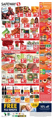 Other furniture deals in the Safeway weekly ad in Kent WA