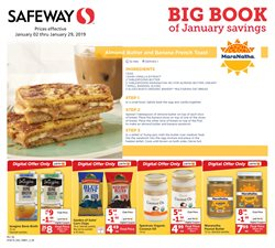 Safeway deals in the Vancouver WA weekly ad