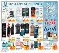 Hair conditioner deals in the Safeway weekly ad in Concord CA
