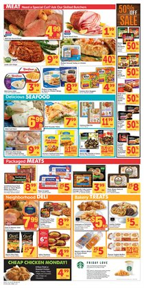 Sandwiches deals in the Safeway weekly ad in Lodi CA