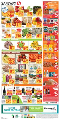 Gatorade deals in the Safeway weekly ad in Concord CA