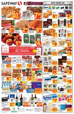 Grocery & Drug deals in the Safeway weekly ad in Renton WA